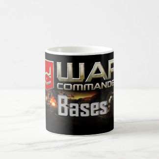 War Commander Bases Coffee Mug