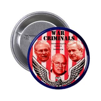 War Criminals Button
