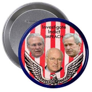 War Criminals Button (2nd version)
