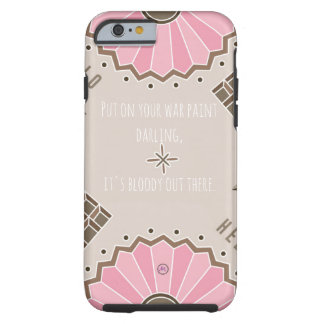 War Paint Phone Case 6/6s
