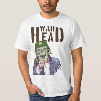 WarHead UncleSam Tshirt