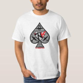 """Warkites """"Ace of Spades"""" T-Shirt"""