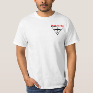 Warkites P-51 Mustang Close air support T-Shirt