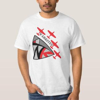 Warkites P-51 Mustang Formation T-Shirt