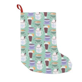 Warm Wintery Drinks Print