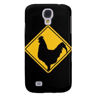 Warning; Cocky! Galaxy S4 Case