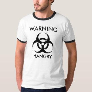 Warning - Hangry T-Shirt