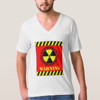 Warning Inappropriate Childish Tendencies T-Shirt