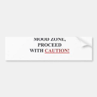WARNING.pdf Bumper Sticker