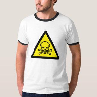 Warning: Poison T-Shirt