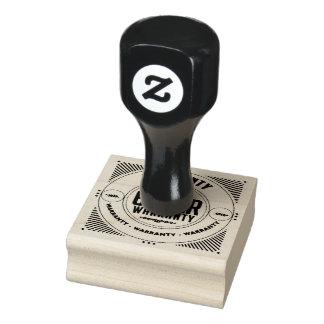 warranty 6 year stamp
