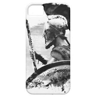 Warrior Oboe Player Barely There iPhone 5 Case