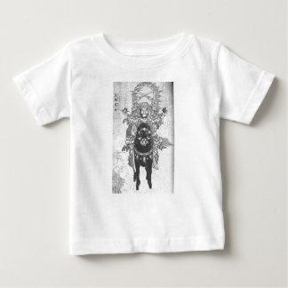 Warrior on Horseback Baby T-Shirt