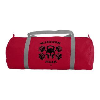 warrior wear gym bag gym duffel bag