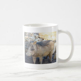 Wart Hog Coffee Mug