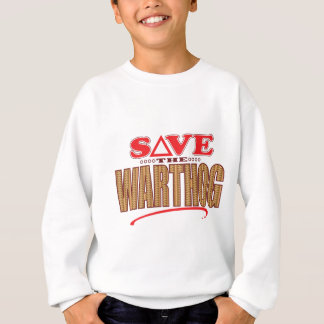 Warthog Save Sweatshirt