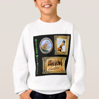 Warthogs and Giraffes Sweatshirt