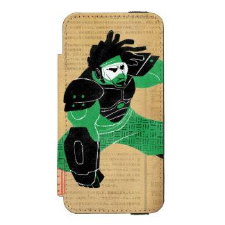 Wasabi Plasma Blades Incipio Watson™ iPhone 5 Wallet Case