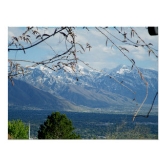 Wasatch Front Poster