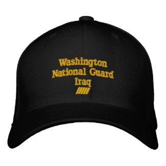 Washington 30 MONTH TOUR Embroidered Baseball Caps