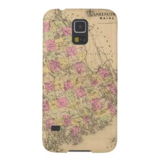 Washington County, Maine Galaxy S5 Cases