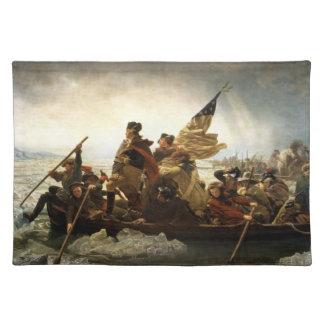 Washington Crossing the Delaware - Leutze (1851) Placemat