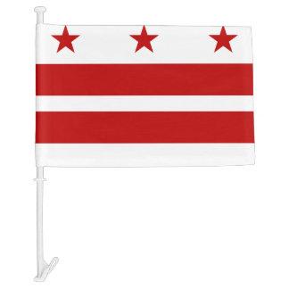 Washington D.C. flag, American state flag Car Flag