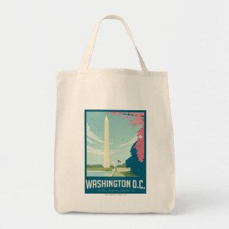 Washington, D.C. - Our Nation's Capital Tote Bag