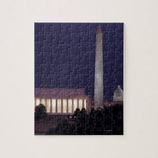 Washington DC 2 Jigsaw Puzzle