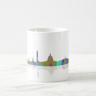 Washington, DC Skyline Coffee Mug