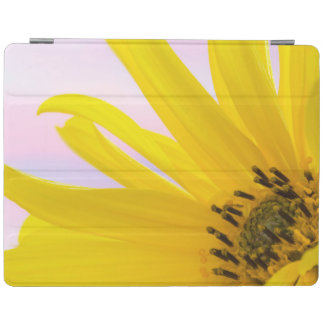 Washington. Detail of sunflower blossom 1 iPad Cover