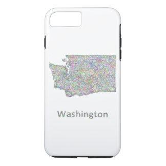 Washington map iPhone 8 plus/7 plus case