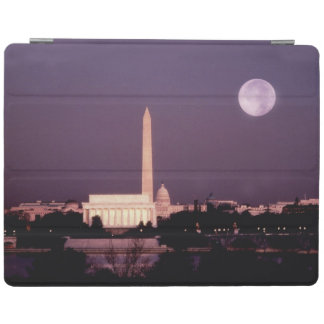Washington Monument, the Capitol and Jefferson iPad Cover