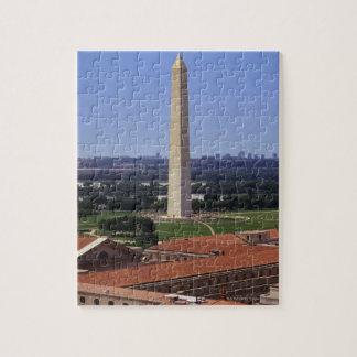 Washington Monument, Washington DC Jigsaw Puzzle