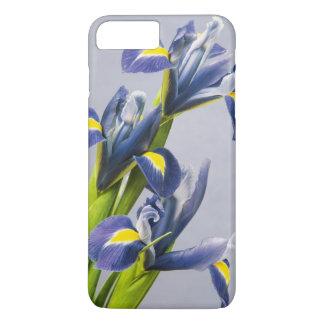Washington, Redmond, Purple Irises iPhone 8 Plus/7 Plus Case