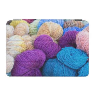 Washington, Seabeck. Balls of colorful yarn iPad Mini Cover