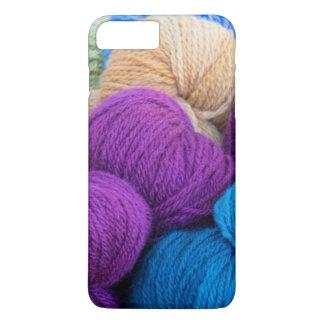 Washington, Seabeck. Balls of colorful yarn iPhone 8 Plus/7 Plus Case