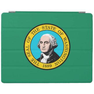 Washington State Flag Design iPad Cover