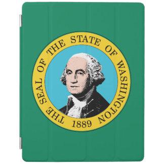 Washington State Flag iPad Cover