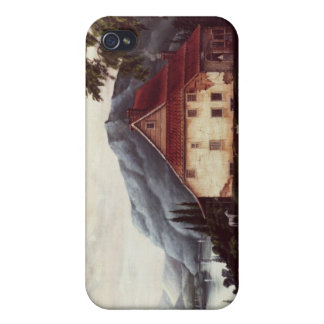 Washington's headquarters at Newburgh Covers For iPhone 4