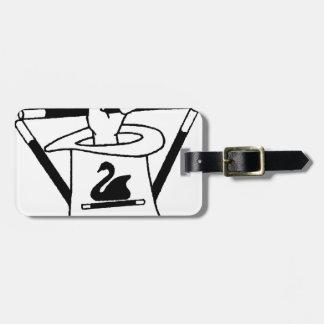 WASM Merchandise Luggage Tag