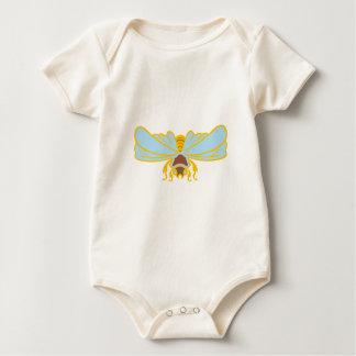 Wasp wasp baby bodysuit