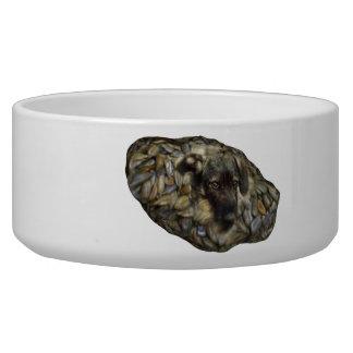 Wasserschüssel für Hunde, Lizzy 3D-Objekt Dog Food Bowls
