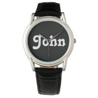 Watch John