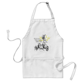 Watch Out, Here Comes Thor! Standard Apron