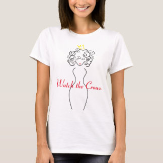 """""""Watch the Crown"""" graphic tee"""