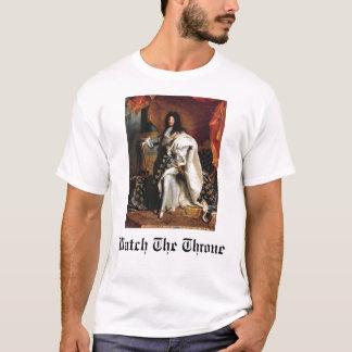 Watch The Throne (King Louis XIV) T-Shirt