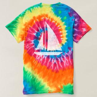Water Baby Vintage Sailing Tie Dye T-Shirt