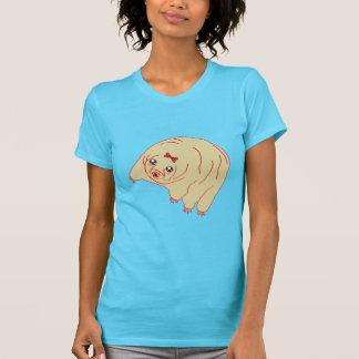 Water Bear Cute Anime Tardigrade Tee Shirt