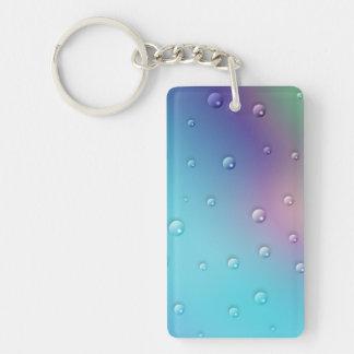 Water Bubbles Keychain